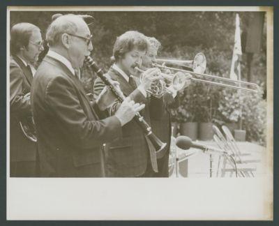 Carl Lunsford, Bob Helm, Leon Oakley, Turk Murphy