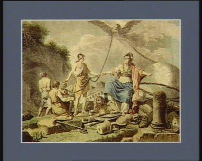 [Allégorie relative au quatorze juillet 1789] [estampe]