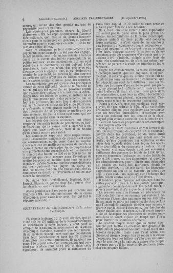 Tome 19 : Du 16 septembre au 23 octobre 1790 - page 2