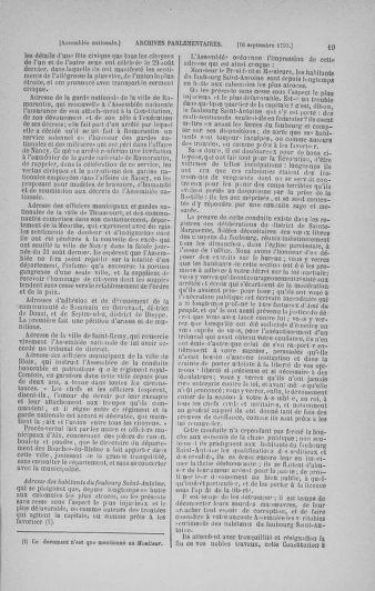 Tome 19 : Du 16 septembre au 23 octobre 1790 - page 19
