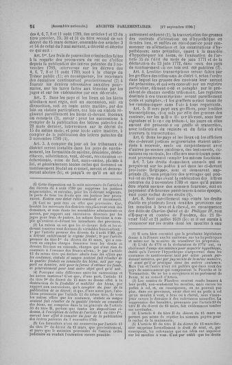Tome 19 : Du 16 septembre au 23 octobre 1790 - page 24