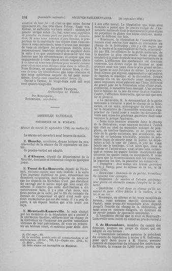 Tome 19 : Du 16 septembre au 23 octobre 1790 - page 108