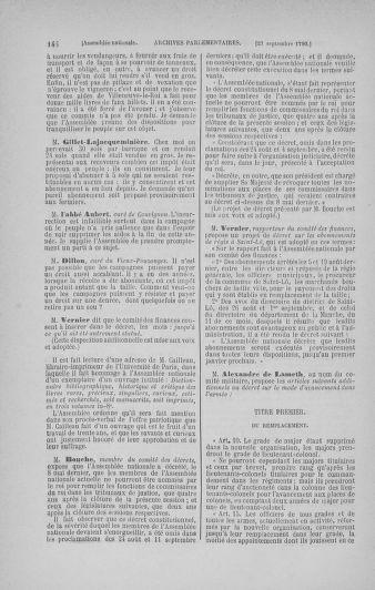 Tome 19 : Du 16 septembre au 23 octobre 1790 - page 146
