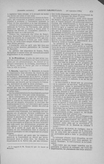 Tome 19 : Du 16 septembre au 23 octobre 1790 - page 173
