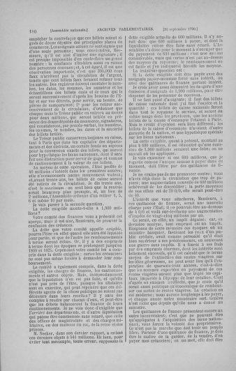 Tome 19 : Du 16 septembre au 23 octobre 1790 - page 180