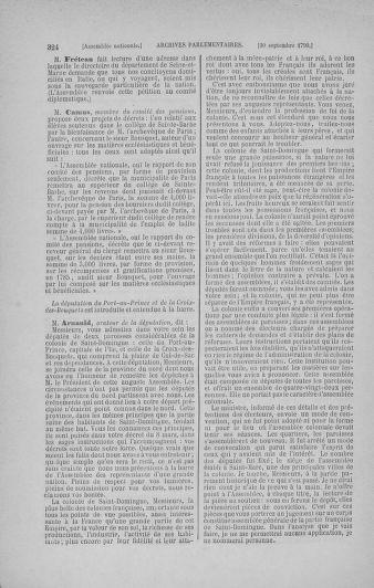 Tome 19 : Du 16 septembre au 23 octobre 1790 - page 324