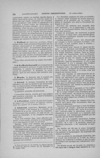 Tome 19 : Du 16 septembre au 23 octobre 1790 - page 338