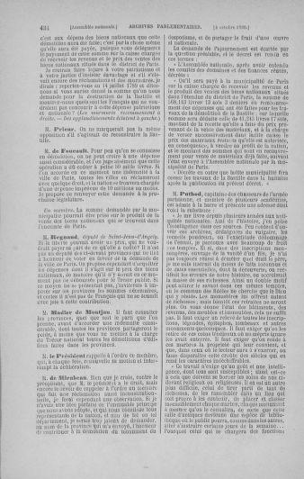 Tome 19 : Du 16 septembre au 23 octobre 1790 - page 434