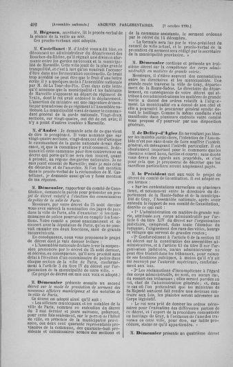 Tome 19 : Du 16 septembre au 23 octobre 1790 - page 492