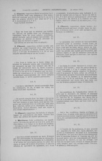 Tome 19 : Du 16 septembre au 23 octobre 1790 - page 512