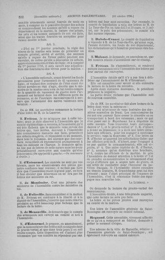 Tome 19 : Du 16 septembre au 23 octobre 1790 - page 532