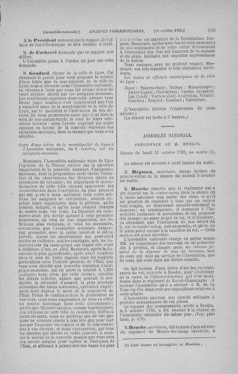 Tome 19 : Du 16 septembre au 23 octobre 1790 - page 533