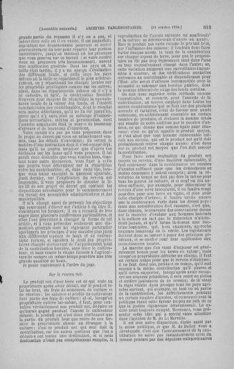 Tome 19 : Du 16 septembre au 23 octobre 1790 - page 535
