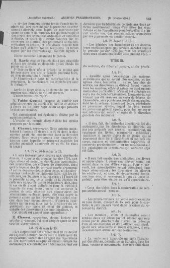 Tome 19 : Du 16 septembre au 23 octobre 1790 - page 543