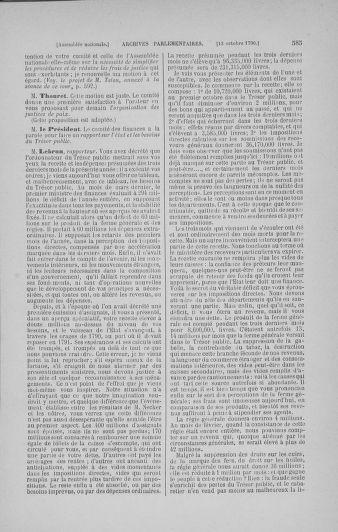 Tome 19 : Du 16 septembre au 23 octobre 1790 - page 585