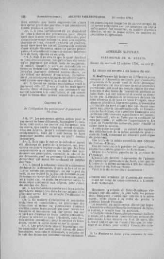 Tome 19 : Du 16 septembre au 23 octobre 1790 - page 600