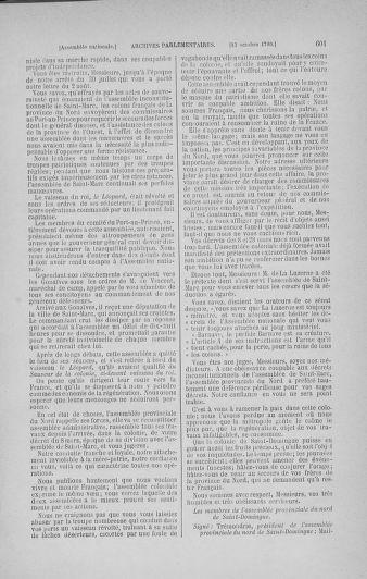 Tome 19 : Du 16 septembre au 23 octobre 1790 - page 601