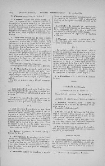 Tome 19 : Du 16 septembre au 23 octobre 1790 - page 604