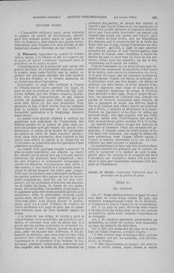 Tome 19 : Du 16 septembre au 23 octobre 1790 - page 605