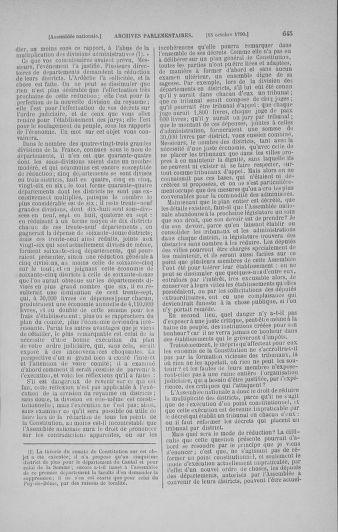 Tome 19 : Du 16 septembre au 23 octobre 1790 - page 645