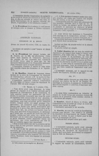 Tome 19 : Du 16 septembre au 23 octobre 1790 - page 666