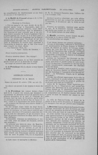 Tome 19 : Du 16 septembre au 23 octobre 1790 - page 669