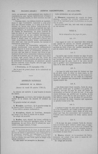 Tome 19 : Du 16 septembre au 23 octobre 1790 - page 684