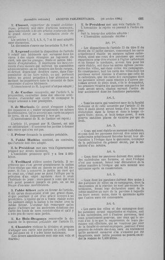 Tome 19 : Du 16 septembre au 23 octobre 1790 - page 685