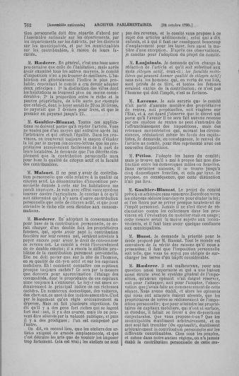 Tome 19 : Du 16 septembre au 23 octobre 1790 - page 762