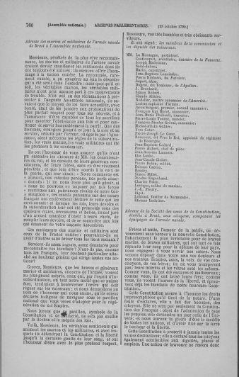 Tome 19 : Du 16 septembre au 23 octobre 1790 - page 766