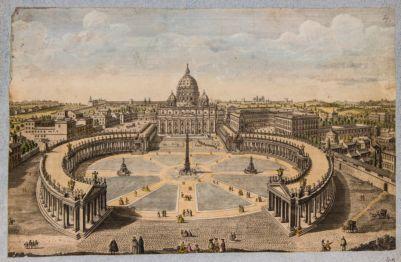 Piazza S. Pietro in Vaticano