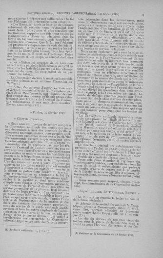 Tome 59 : Du 19 février au 8 mars 1793 - page 3