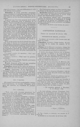 Tome 59 : Du 19 février au 8 mars 1793 - page 25