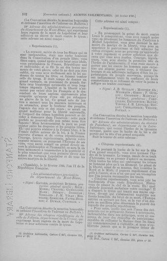 Tome 59 : Du 19 février au 8 mars 1793 - page 102