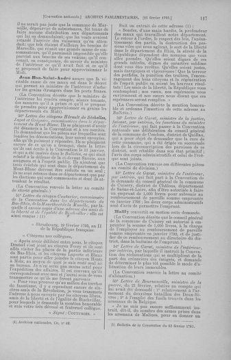 Tome 59 : Du 19 février au 8 mars 1793 - page 117