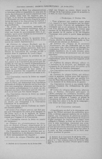 Tome 59 : Du 19 février au 8 mars 1793 - page 157
