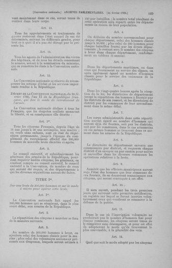 Tome 59 : Du 19 février au 8 mars 1793 - page 169
