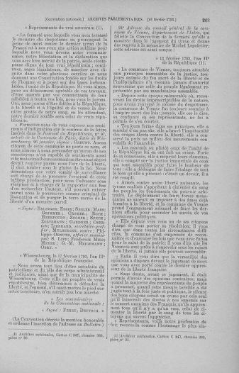 Tome 59 : Du 19 février au 8 mars 1793 - page 263