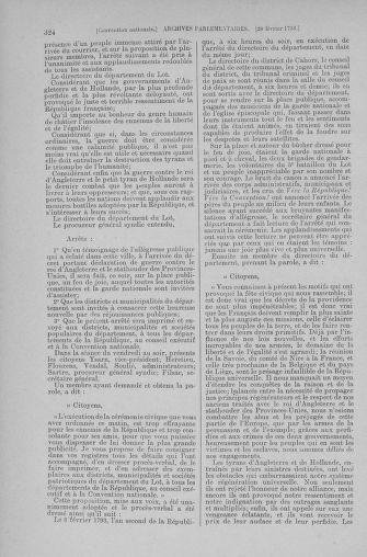 Tome 59 : Du 19 février au 8 mars 1793 - page 324