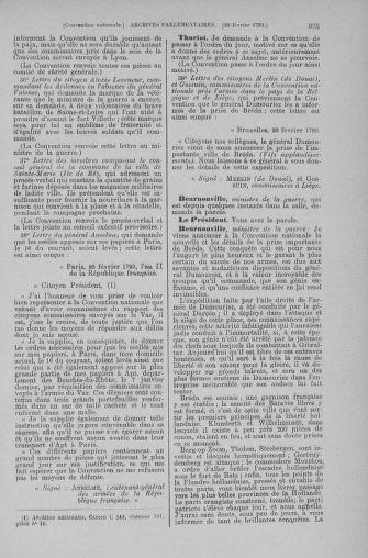 Tome 59 : Du 19 février au 8 mars 1793 - page 335