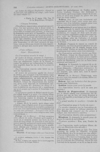 Tome 59 : Du 19 février au 8 mars 1793 - page 506