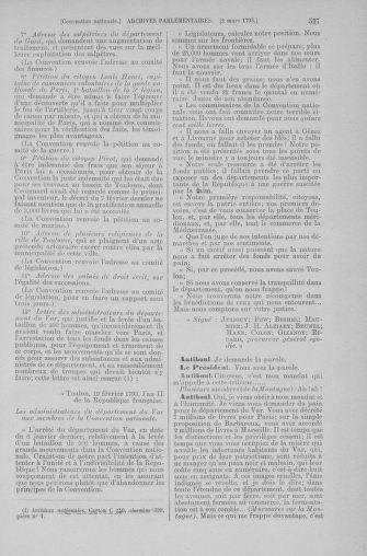 Tome 59 : Du 19 février au 8 mars 1793 - page 527