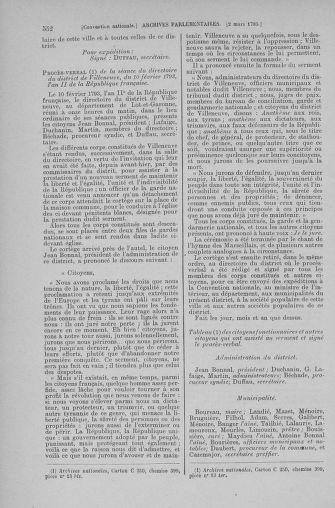 Tome 59 : Du 19 février au 8 mars 1793 - page 532