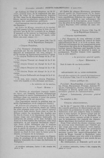 Tome 59 : Du 19 février au 8 mars 1793 - page 536