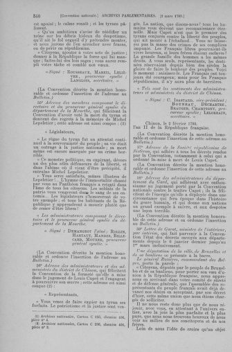 Tome 59 : Du 19 février au 8 mars 1793 - page 540