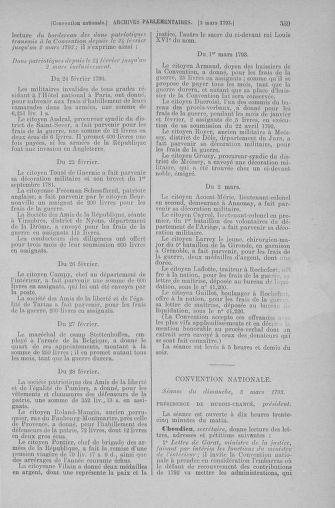 Tome 59 : Du 19 février au 8 mars 1793 - page 559
