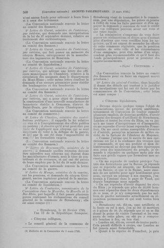 Tome 59 : Du 19 février au 8 mars 1793 - page 560