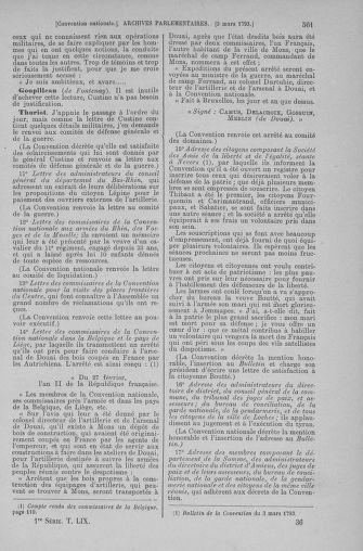 Tome 59 : Du 19 février au 8 mars 1793 - page 561