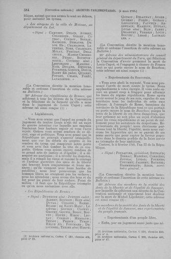 Tome 59 : Du 19 février au 8 mars 1793 - page 584