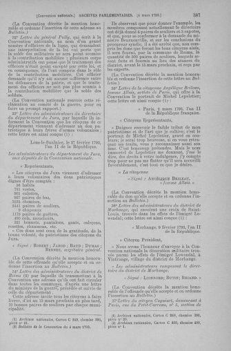 Tome 59 : Du 19 février au 8 mars 1793 - page 587